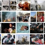 Violence And Massacre Of Innocent Palestinians in Gaza As Death Toll Exceeds 1200