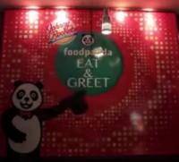 foodpanda eat n greet
