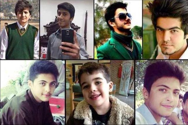 students killed in peshawar school attack