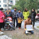 Chinese Man Publicly Humiliated For Not Handing All His Wages To His Wife