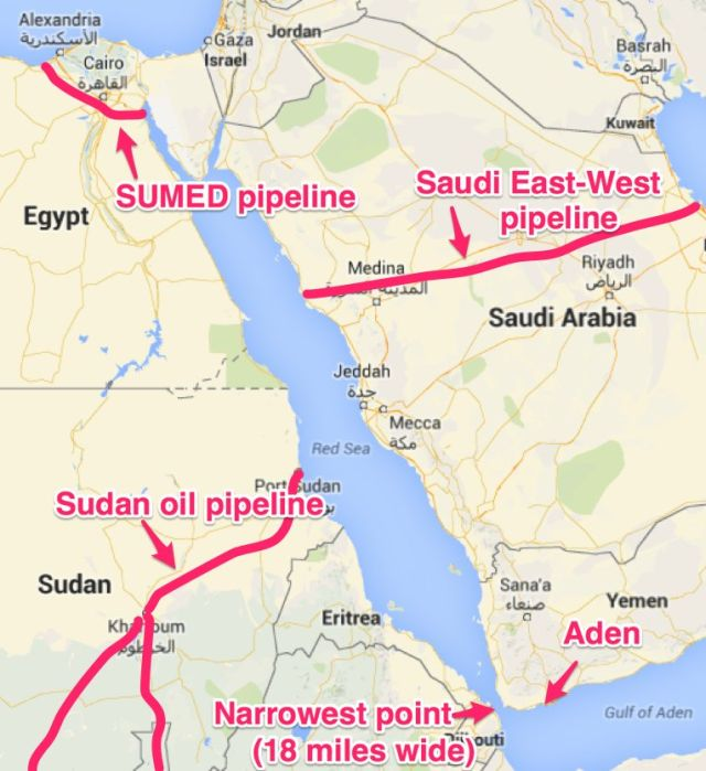 oil infrastructure in yemen