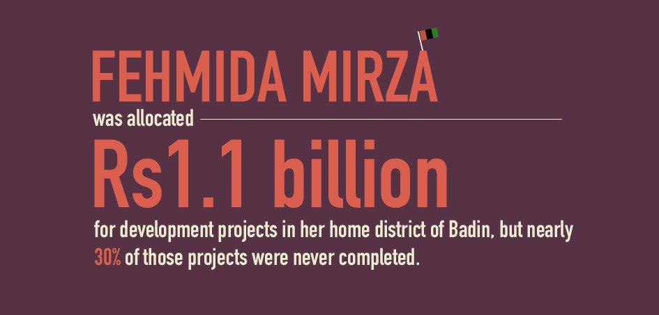 Fehmida Mirza PPP