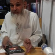 Ishtiaq Ahmed at KIBF 2015