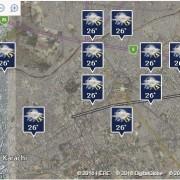 karachi rains forecast