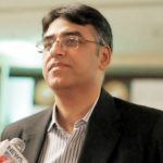 Asad Umar steps down as Finance Minister