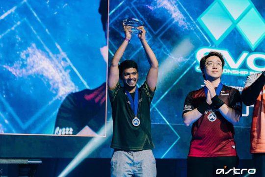 Arsalan Ash EVO2019 winner Tekken 7
