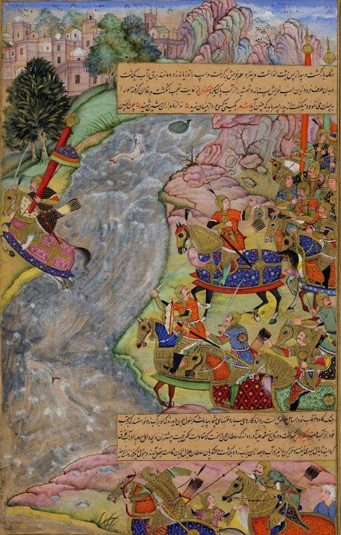 Genghis Khan and Khwarazm Shah