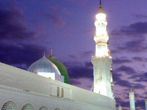 Masjid Nabawi (saw)