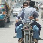 Top 4 reasons to ban Pillion Riding in Karachi