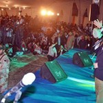 Governer Sindh Ishrat ul Ibad Khan Singing in Youth Festival