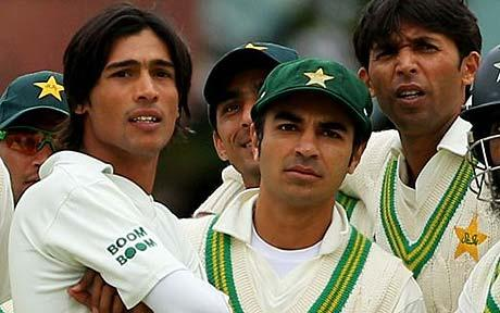 International Cricket Council has suspended Salman Butt, Mohammad Amir and Mohammad Asif