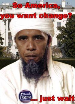 Barack Obama Islam
