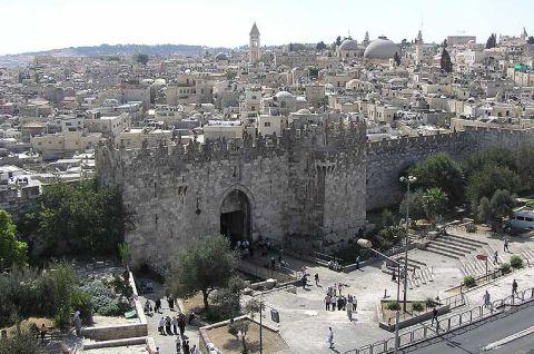 Shekhem City, Palestine