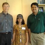 Bill Gates contacts Arfa Karim's father for treatment in US