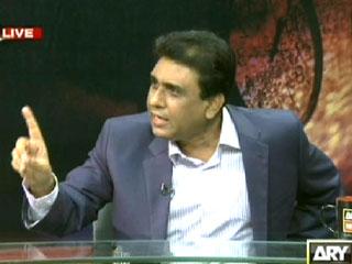 Khalid Maqbool Siddiqui MQM