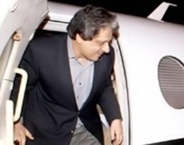 Sindh Governor Ishratul Ibad