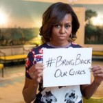 #BringBackOurGirls: Reaction on Michelle Obama campaign for return of kidnapped Nigeria schoolgirls