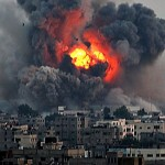 Israel Breaks Truce And Relentlessly Bombs Gaza