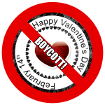 Men Should Boycott Valentine's Day