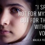 Dear Malala, Happy International Women's Day