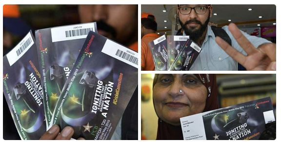 Pakistan vs Zimbabwe cricket tickets