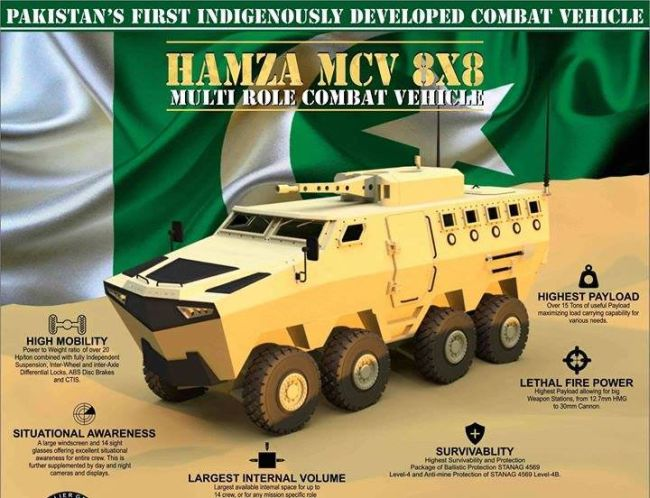 hamza-multi-combat-role-vehicle-pakistan